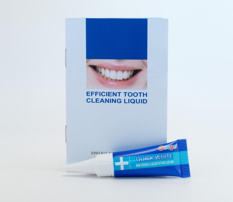 палочки для отбеливания зубов как пользоваться