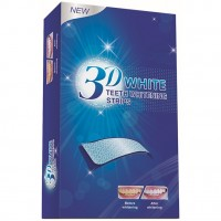 3D White Teeth Whitening Strips 30 мин.