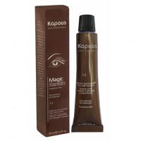 Краска Kapous Magic Keratin, цвет: графит