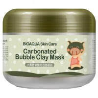 Маска Carbonated Bubble Clay Mask